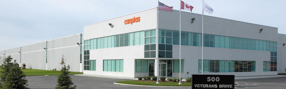 Canplas Office Building