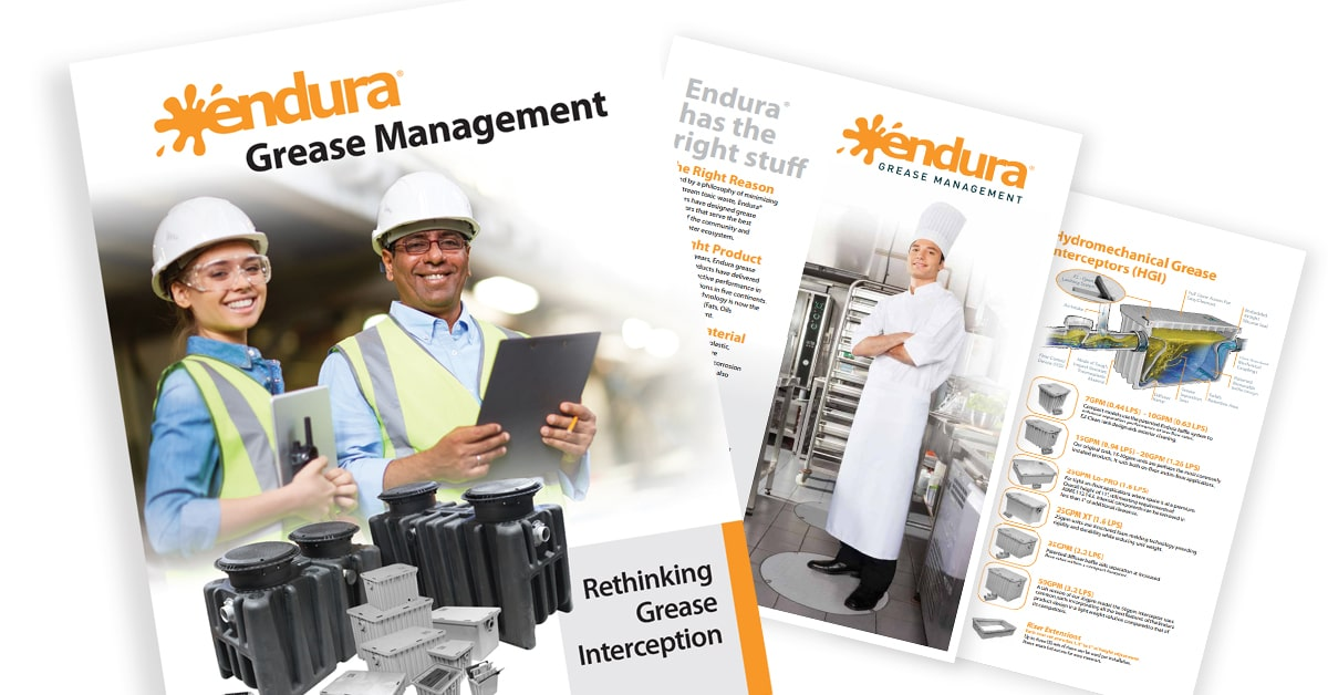 Endura<sup>®</sup> has the Right Stuff