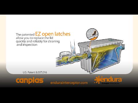 Endura Grease Interceptor Video Banner