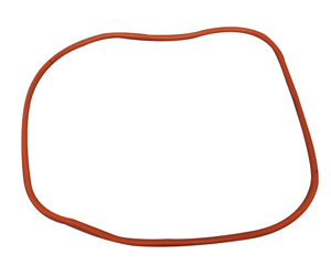 Endura 3920A-5 Grease Interceptor Silicone Rubber Lid Gasket with 15-20-25 Tank Canplas